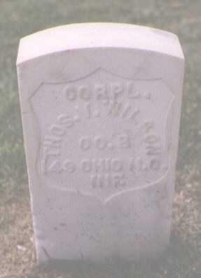WILSON, THOMAS I. - Boulder County, Colorado   THOMAS I. WILSON - Colorado Gravestone Photos