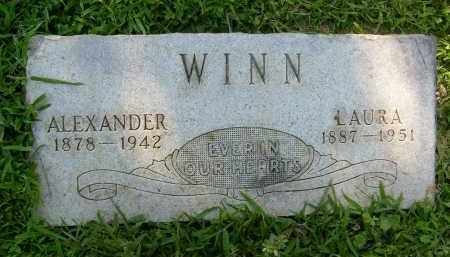 WINN, ALEXANDER - Boulder County, Colorado | ALEXANDER WINN - Colorado Gravestone Photos