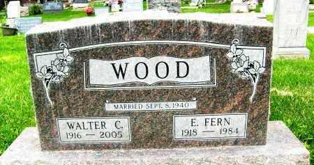 WOOD, WALTER C. - Boulder County, Colorado | WALTER C. WOOD - Colorado Gravestone Photos