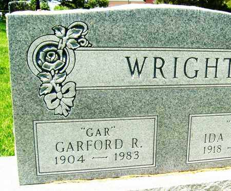WRIGHT, GARFORD R. - Boulder County, Colorado | GARFORD R. WRIGHT - Colorado Gravestone Photos