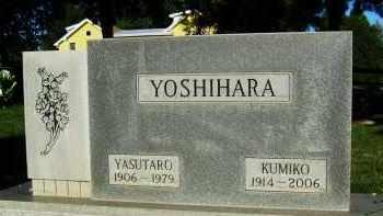 YOSHIHARA, YASUTARO - Boulder County, Colorado | YASUTARO YOSHIHARA - Colorado Gravestone Photos