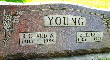 YOUNG, RICHARD W. - Boulder County, Colorado | RICHARD W. YOUNG - Colorado Gravestone Photos