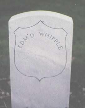 WHIPPLE, EDM'D - Boulder County, Colorado | EDM'D WHIPPLE - Colorado Gravestone Photos