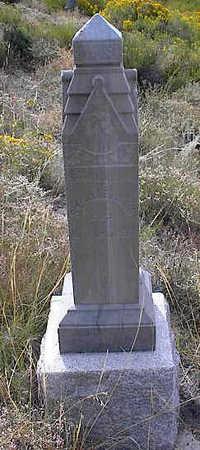 ALLEMAND, S. E. - Chaffee County, Colorado | S. E. ALLEMAND - Colorado Gravestone Photos