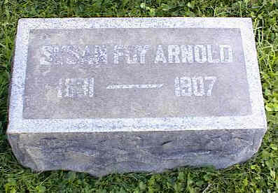 ARNOLD, SUSAN FOY - Chaffee County, Colorado | SUSAN FOY ARNOLD - Colorado Gravestone Photos