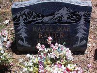 BALIER, HAZEL MAE - Chaffee County, Colorado | HAZEL MAE BALIER - Colorado Gravestone Photos