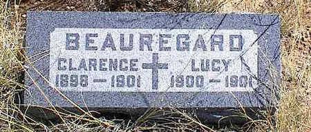 BEAUREGARD, LUCY - Chaffee County, Colorado | LUCY BEAUREGARD - Colorado Gravestone Photos