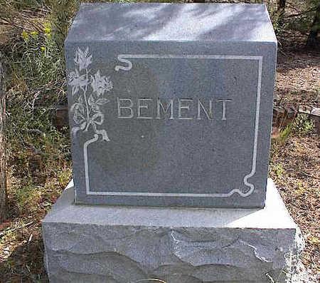BEMENT, MONUMENT - Chaffee County, Colorado | MONUMENT BEMENT - Colorado Gravestone Photos