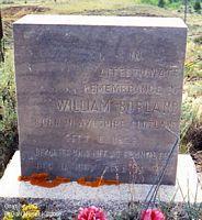 BORLAND, WILLIAM - Chaffee County, Colorado | WILLIAM BORLAND - Colorado Gravestone Photos