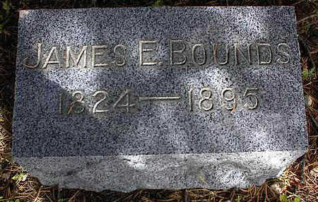 BOUNDS, JAMES E. - Chaffee County, Colorado | JAMES E. BOUNDS - Colorado Gravestone Photos