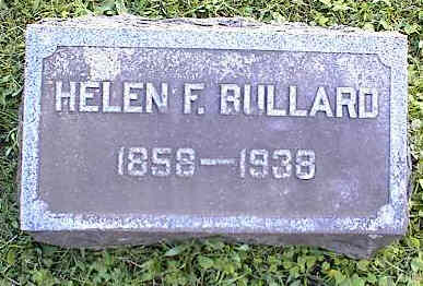 BULLARD, HELEN F. - Chaffee County, Colorado   HELEN F. BULLARD - Colorado Gravestone Photos