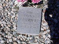 CHAMBERS, NORMAN PAUL - Chaffee County, Colorado | NORMAN PAUL CHAMBERS - Colorado Gravestone Photos
