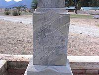 CHISHOLM, ALEXANDER - Chaffee County, Colorado   ALEXANDER CHISHOLM - Colorado Gravestone Photos