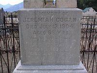 WELSH COGAN, ANN - Chaffee County, Colorado | ANN WELSH COGAN - Colorado Gravestone Photos