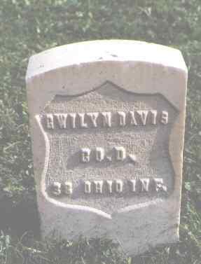 DAVIS, GWILYN - Chaffee County, Colorado   GWILYN DAVIS - Colorado Gravestone Photos