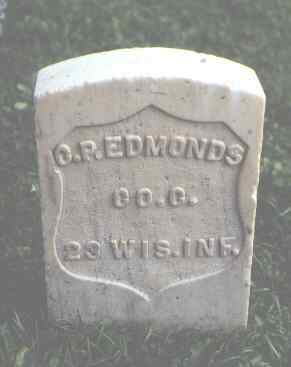 EDMONDS, C. P. - Chaffee County, Colorado | C. P. EDMONDS - Colorado Gravestone Photos