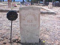 FARNSWORTH, M.J. - Chaffee County, Colorado | M.J. FARNSWORTH - Colorado Gravestone Photos