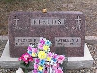 FIELDS, KATHLEEN J. - Chaffee County, Colorado | KATHLEEN J. FIELDS - Colorado Gravestone Photos