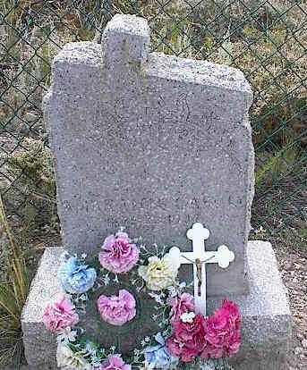 GARCIA, AMARANTE - Chaffee County, Colorado | AMARANTE GARCIA - Colorado Gravestone Photos