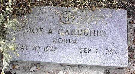 GARDUNIO, JOE A. - Chaffee County, Colorado | JOE A. GARDUNIO - Colorado Gravestone Photos