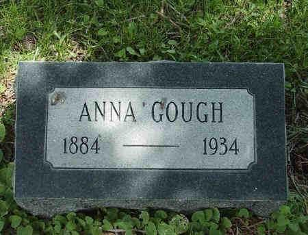 STEPNIK GOUGH, ANNA - Chaffee County, Colorado | ANNA STEPNIK GOUGH - Colorado Gravestone Photos