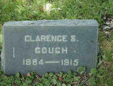 GOUGH, CLARENCE - Chaffee County, Colorado   CLARENCE GOUGH - Colorado Gravestone Photos