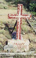 GRIPE, MARY - Chaffee County, Colorado | MARY GRIPE - Colorado Gravestone Photos