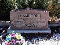 HAMILTON, MORRIS J. - Chaffee County, Colorado | MORRIS J. HAMILTON - Colorado Gravestone Photos