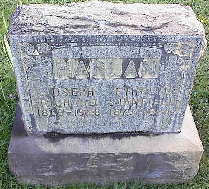 HARLAN, ETHELYN - Chaffee County, Colorado | ETHELYN HARLAN - Colorado Gravestone Photos
