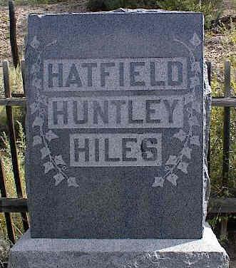 HILES, MONUMENT - Chaffee County, Colorado | MONUMENT HILES - Colorado Gravestone Photos