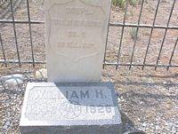 HAWKINS, WILLIAM H. - Chaffee County, Colorado   WILLIAM H. HAWKINS - Colorado Gravestone Photos