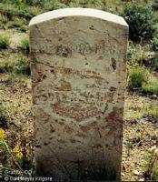HAYNES, PETER - Chaffee County, Colorado | PETER HAYNES - Colorado Gravestone Photos