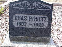 HILTZ, CHARLES P. - Chaffee County, Colorado | CHARLES P. HILTZ - Colorado Gravestone Photos