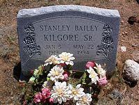 KILGORE, SR., STANLEY BAILEY - Chaffee County, Colorado   STANLEY BAILEY KILGORE, SR. - Colorado Gravestone Photos