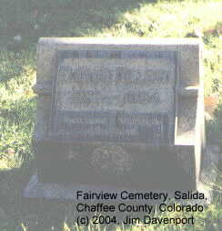 KILLEEN, THOMAS - Chaffee County, Colorado | THOMAS KILLEEN - Colorado Gravestone Photos