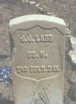 LADD, J. J. - Chaffee County, Colorado | J. J. LADD - Colorado Gravestone Photos