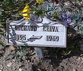 LEIVA, RICHARD - Chaffee County, Colorado | RICHARD LEIVA - Colorado Gravestone Photos