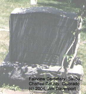 LINES, CHARLES - Chaffee County, Colorado   CHARLES LINES - Colorado Gravestone Photos