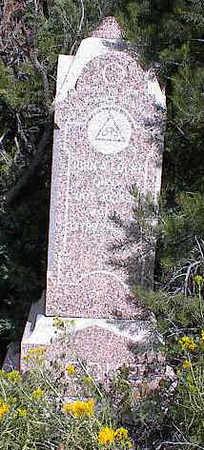LOCKE, JOHN A. - Chaffee County, Colorado   JOHN A. LOCKE - Colorado Gravestone Photos