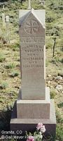 MITCHELL, CHARLES O. - Chaffee County, Colorado | CHARLES O. MITCHELL - Colorado Gravestone Photos