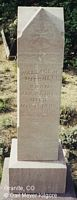 MITCHELL, WALLACE H. - Chaffee County, Colorado | WALLACE H. MITCHELL - Colorado Gravestone Photos