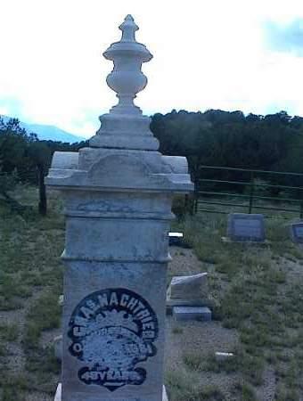 NACHTRIEB, CHARLES - Chaffee County, Colorado | CHARLES NACHTRIEB - Colorado Gravestone Photos