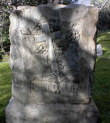 PREDOVICH, MONUMENT - Chaffee County, Colorado | MONUMENT PREDOVICH - Colorado Gravestone Photos