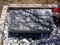 RODMAN, HUSTON A. - Chaffee County, Colorado   HUSTON A. RODMAN - Colorado Gravestone Photos