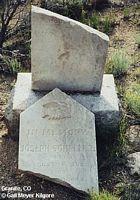 SCHELLER, JOSEPH - Chaffee County, Colorado | JOSEPH SCHELLER - Colorado Gravestone Photos