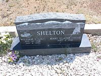 SHELTON, MARY ELAINE - Chaffee County, Colorado | MARY ELAINE SHELTON - Colorado Gravestone Photos