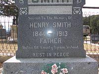 SMITH, HENRY - Chaffee County, Colorado | HENRY SMITH - Colorado Gravestone Photos