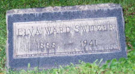 WARD SWITZER, ELVA - Chaffee County, Colorado | ELVA WARD SWITZER - Colorado Gravestone Photos