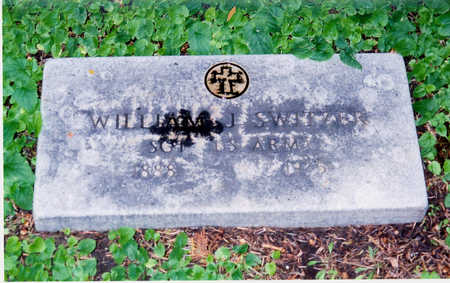 SWITZER, WILLIAM J. - Chaffee County, Colorado | WILLIAM J. SWITZER - Colorado Gravestone Photos