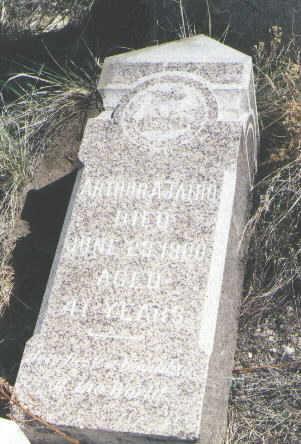 TATRO, ARTHUR A. - Chaffee County, Colorado | ARTHUR A. TATRO - Colorado Gravestone Photos